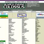 Search Engine Colossus